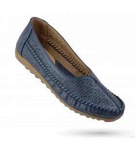 Hawalker Elite Footwear For Ladies (sf-8788-blue)