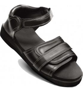 Hawalker Footkare | Medical Footwear | Gents |Preventive Diabetic Footwear (model name : HD-03-bk)