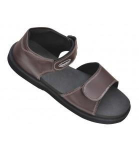 Hawalker Footkare | Medical Footwear | Ladies |Preventive Diabetic Footwear (Model Name : HD-02-brn)