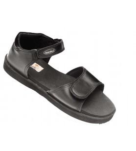 Hawalker Footkare | Medical Footwear | Ladies |Preventive Diabetic Footwear (Model Name : HD-02-BLK)