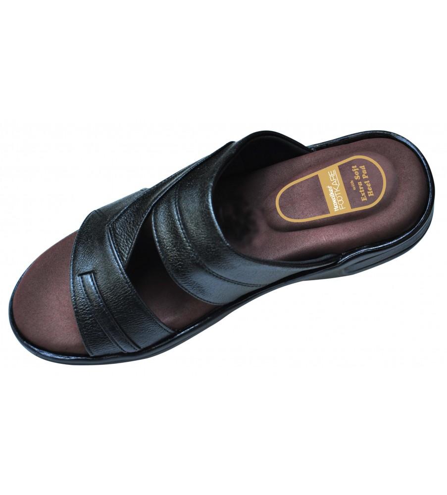 Hawalker Footkare | Medical Footwear | Gents |  orthopedic Footwear with extra heel Pad (model  name HO-411)