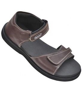 Hawalker Footkare | Medical Footwear | Ladies |Preventive Diabetic Footwear (Model Name : HD-01-brn)