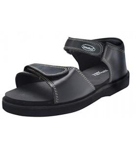 Hawalker Footkare | Medical Footwear | Ladies |Preventive Diabetic Footwear (Model Name : HD-01-BLK)