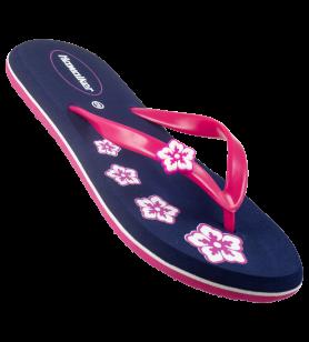 Hawalker Lites Ladies Footwear (Model Name : L-6-blue)