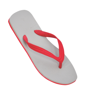 Hawalker  Gents Flip Flops   wonder   Pt-red